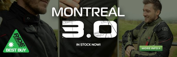 NEW OXFORD MONTREAL JACKET